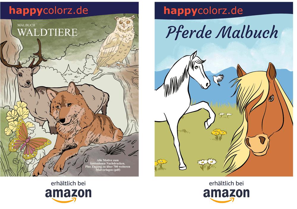 Malbücher von happycolorz bei amazon kaufen