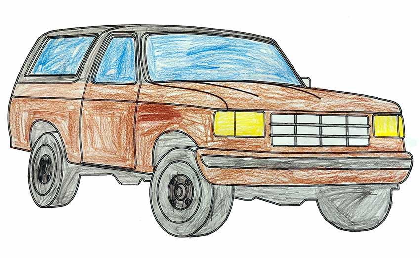 fahrzeug malvorlage kostenlos » fahrzeuge ausmalbilder