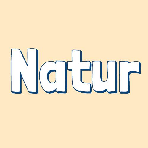 Natur Ausmalbilder