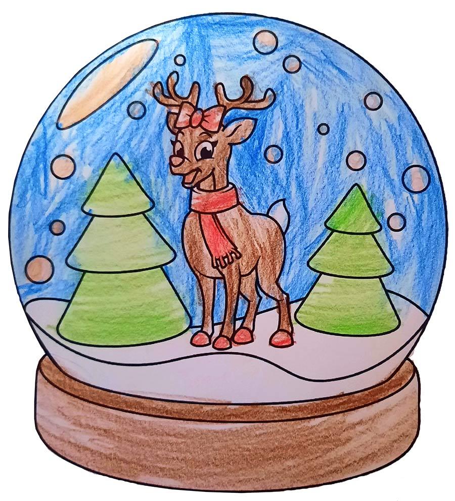 weihnachten malvorlage kostenlos » weihnachten ausmalbilder